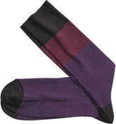 Johnston & Murphy Ombré Birdseye Socks