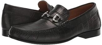Donald J Pliner Clint 2 (Black) Men's Shoes