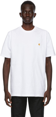 Carhartt Work In Progress White Chase T-Shirt