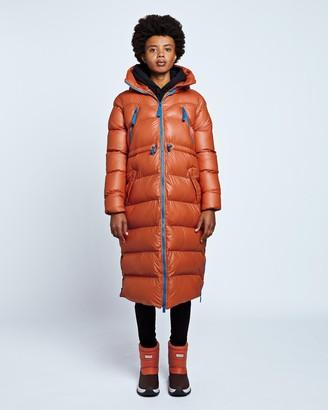 Hunter Women's Original Long Puffer Coat