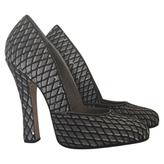 Marc Jacobs Grey Heels