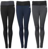 Slazenger Womens Leggings Running Activewear Gym Ladies Bottoms Sports Pants