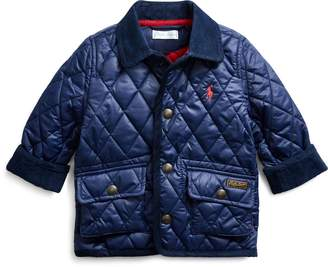 Ralph Lauren Water-Resistant Quilted Jacket