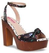 Betsey Johnson Nellie Platform Sandal