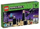 Lego Minecraft Creative Adventures The Ender Dragon 21117