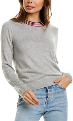 Splendid Colore Cashmere-Blend Pullover