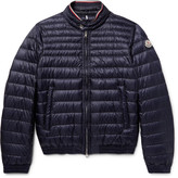 Moncler - Garin Quilted Shell Down Jacket