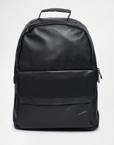 Asos Backpack With Elastic Strap