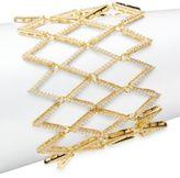 Noir Crystal Bracelet
