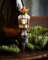 Mackenzie Childs MacKenzie-Childs Santa's Workshop Bottle Stopper