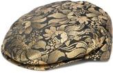 Dolce & Gabbana floral jacquard beret