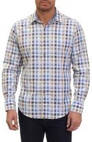 Robert Graham Men's Dewan Classic Fit Check Sport Shirt