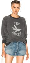 The Great College Sweatshirt in Gray.