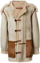 Yeezy vintage shearling jacket