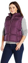 U.S. Polo Assn. Junior's Plus-Size Basic Puffer Vest In Plus Sizes
