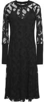 By Malene Birger Cutout Twill Dress