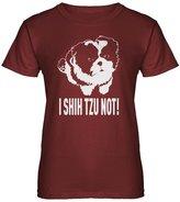 Indica Plateau Womens I Shih Tzu Not T-Shirt