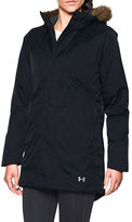 Under Armour Faux Fur Trimmed Insulated Parka