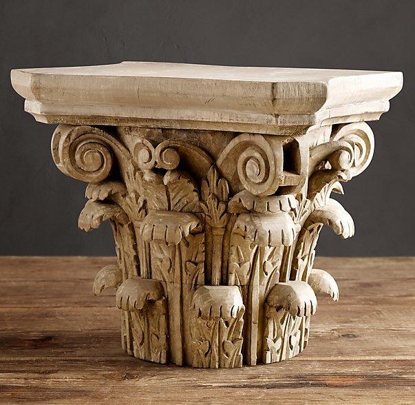 Restoration Hardware Roman Capital