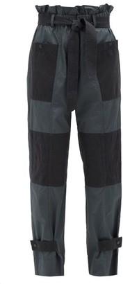 Sea Gabriette Cotton-twill Trousers - Grey