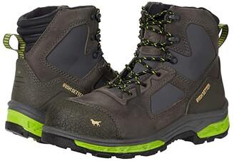 Irish Setter Kasota 6 83634 (Grey/Lime Green) Men's Boots