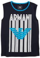 Armani Junior Logo Tank