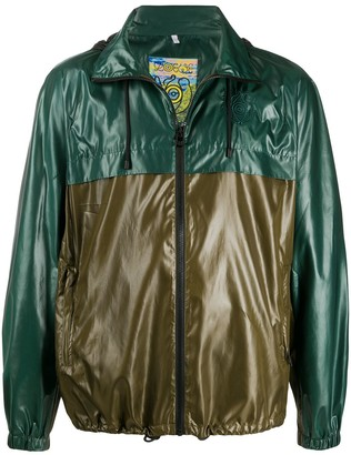 Loewe Eln colour-block jacket