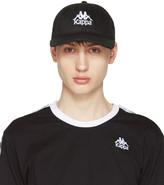Kappa Ssense Exclusive Black Logo Cap