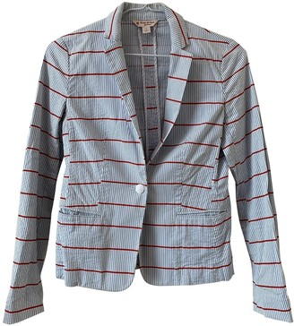 Brooks Brothers Multicolour Cotton Jacket for Women