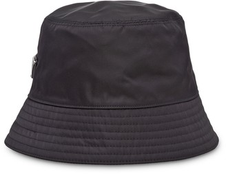 Prada Technical Bucket Hat
