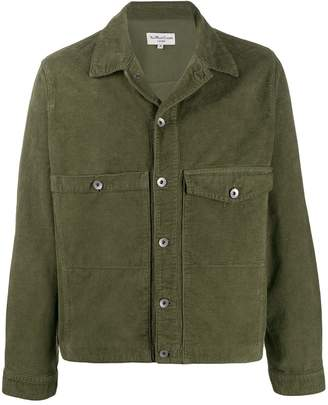 YMC textured shirt jacket