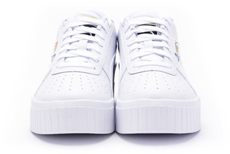 Puma Wedge Sport Wns Leather Sneakers