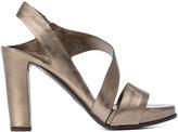 Roberto Del Carlo Laminato sandals