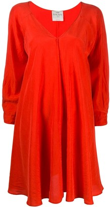 Forte Forte Silk Oversized Dress