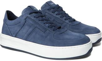 Tod's Cassetta Nubuck Sneakers