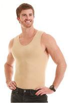 INSTA SLIM Insta Slim Men's Compression Muscle Tank Shirt