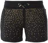 Versace studded shorts