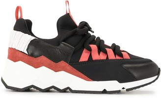 Pierre Hardy Lace-Up Trainers