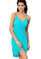 YL Sexy Cross Over Wrap Dress Sarong Beach Scarf Shawl Dress up Wrap