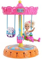 Barbie Chelsea Doll and Carousel Swing