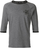 Diesel three quarter sleeves T-shirt - men - Cotton - S