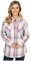Roper 0200 Ombre Plaid Shirt