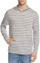 Alternative Marathon Striped Pullover Hoodie