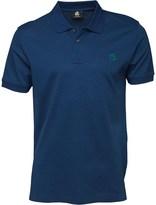 Paul Smith Mens Regular Fit Short Sleeve Polo Indigo