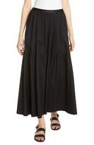 Lafayette 148 New York Safford Tiered Maxi Skirt
