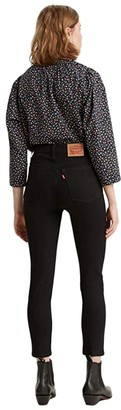 Levi's(r) Womens Wedgie Skinny (Blue Spice) Women's Jeans
