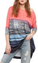 Free People Women's Stepping Out Tunic Dress