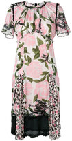 Coach floral print dress - women - Cupro/Viscose - 2