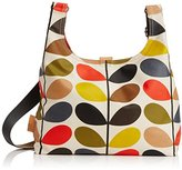 Orla Kiely Classic Multi Stem Midi Sling Shoulder Bag