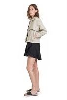 Country Road Linen Mini Skirt